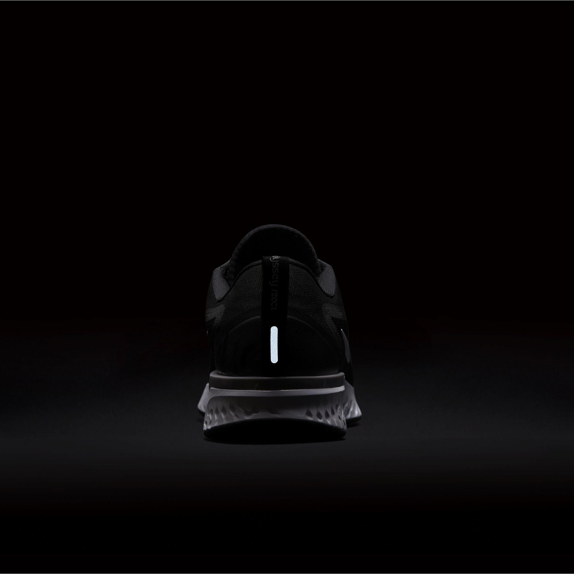 timeless design 21df7 1f0ac Nike Odyssey React Løpesko Herre Svart